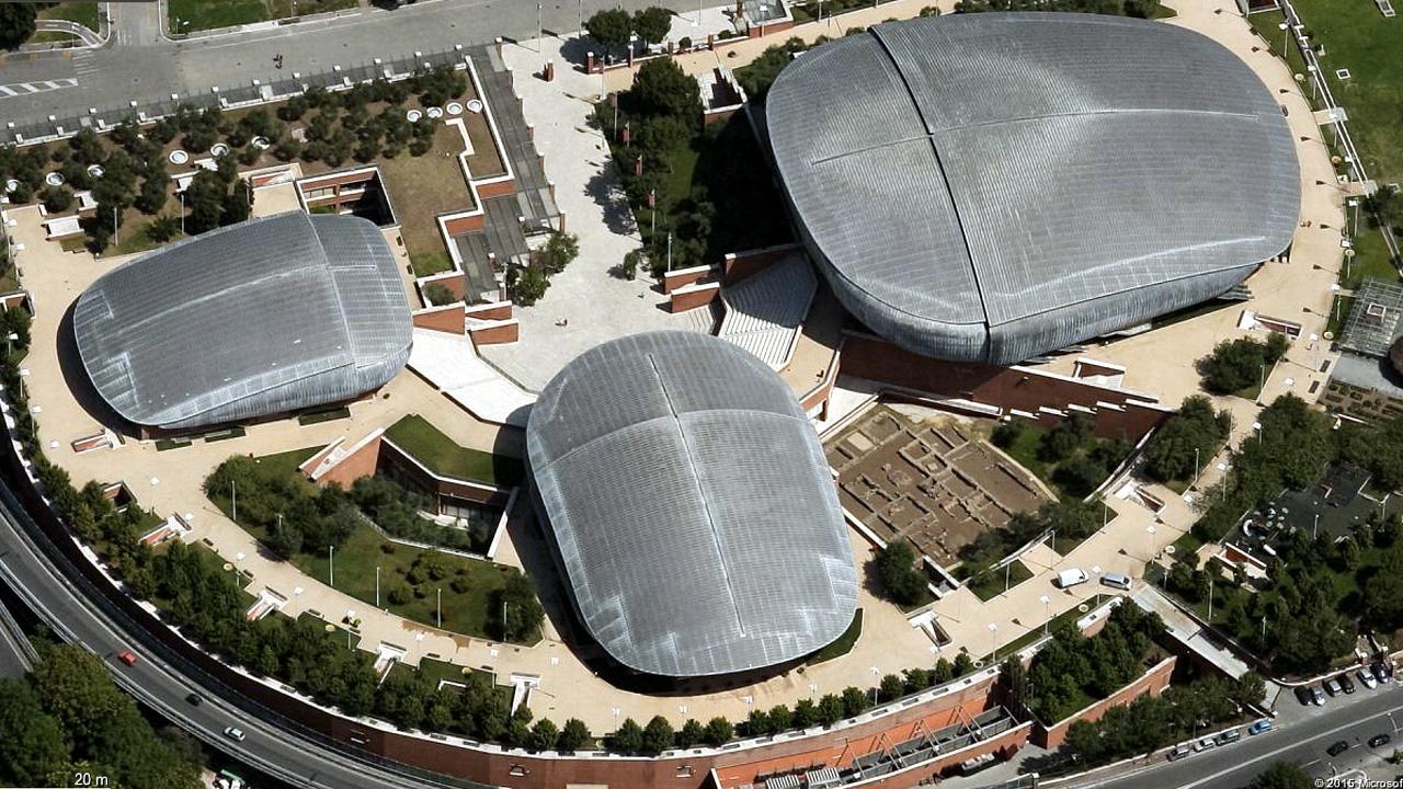 Sale Parco Della Musica Roma : Auditorium parco della musica roma a piedi
