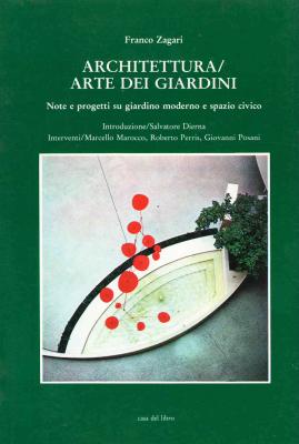 1984 - ARCHITETTURA-ARTE DEI GIARDINI